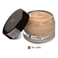 Korff (div. ist. ganassini) korff cure make up fondotinta lift 05 cafe