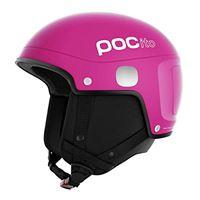 POC pocito skull light, casco da sci alpino unisex-bambini, rosa (fluorescent pink), m/l