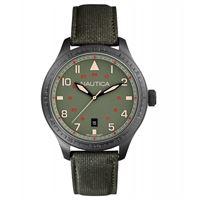 Nautica orologio Nautica da uomo verde militare a11108g bdf105