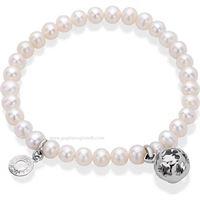 Roberto giannotti sfa79 sfa79 gioiello donna bracciale perle