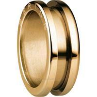 Bering anello esterno 520-20-73 gioiello unisex anello acciaio