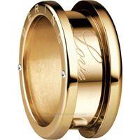Bering anello esterno 520-20-84 gioiello unisex anello acciaio
