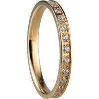 Bering anello interno 556-27-81 gioiello donna anello acciaio