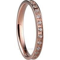 Bering anello interno 556-37-81 gioiello donna anello acciaio