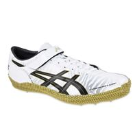 ASICS scarpe running uomo cyber high jump con stacco sinistro london