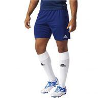 Adidas parma 16 navy pantaloncino calcio blu