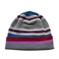 Italmaglia berretto a righe - 100% lana