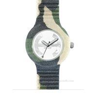 Hip-hop camouflage hwu0366 orologio donna quarzo solo tempo