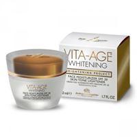 Ofi SpA Bottega di LungaVita vita age whitening crema viso schiarente anti macchia spf 20 50 ml