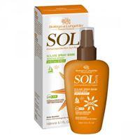 Ofi SpA Bottega di LungaVita solari sol leon solare spray corpo spf 50+ speciale bimbi 150 ml