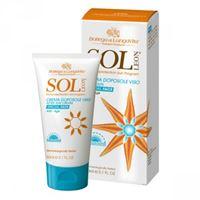Ofi SpA Bottega di LungaVita solari sol leon crema doposole viso 50 ml