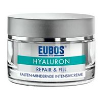 Morgan Pharma linea hyaluron eubos repair & fill crema intensiva rughe 50 ml