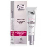 JOHNSON & JOHNSON SpA roc pro define anti rilassamento crema fluida spf20 40ml