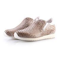 ANDIA FORA scarpe donna sneakers beige andiafora