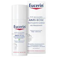 Beiersdorf spa eucerin anti rose trattamento giorno neutralizzante 50ml