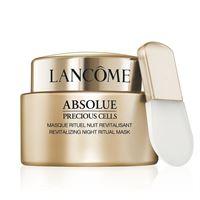Lancome absolue precious cells revitalizing night ritual mask 75ml
