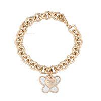 Ops! glitter opsbr-355 gioiello donna bracciale acciaio