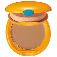 Shiseido sun protection tanning compact foundation bronze spf 6, 12 gr. Offerta!