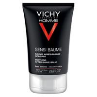 Vichy Homme sensi-baume balsamo idratante rigenerante viso uomo 75 ml