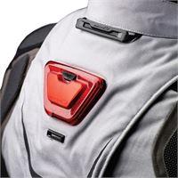Macna dispositivo led Macna vision led per giacche con predisposizione rosso