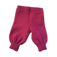 Reiff leggings baby in lana merino col. Bacca