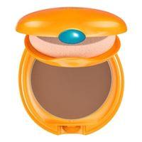 Shiseido tanning compact foundation spf6