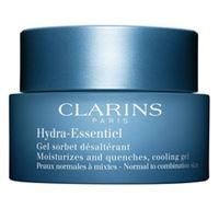 Clarins hydra-essentiel - gel sorbetto idratante - per pelle normale o mista