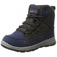 Vaude 20432, scarpe da arrampicata alta unisex bambini, blu (eclipse), 31 eu