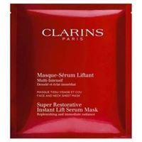 Clarins masque - sérum liftant - box 5 pezzi
