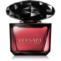 Versace crystal noir eau de toilette per donna 90 ml