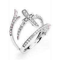 Amen anello donna gioielli Amen croce del sud; Rct-14