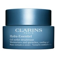 Clarins hydra-essentiel gel sorbetto idratante pelle normale o mista