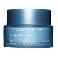 Clarins hydra-essentiel crema ricca idratante pelli secche