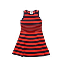 MILLY MINIS vestito in misto viscosa