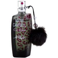 Naomi Campbell cat deluxe at night eau de toilette da donna 15 ml