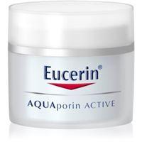 Eucerin aquaporin active crema idratante intensa per pelli normali e miste 50 ml