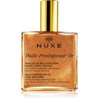 Nuxe huile prodigieuse or olio secco multifunzione con glitter per viso, corpo e capelli 100 ml