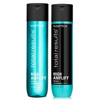 Matrix total results kit high amplify shampoo + conditioner
