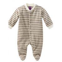 Living Crafts pigiama intero in spugna di cotone bio -col. Alpaca
