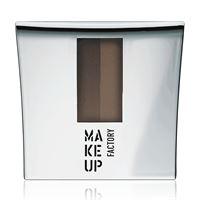 Make Up Factory Make Up Factory eye brow powder intense brown 01