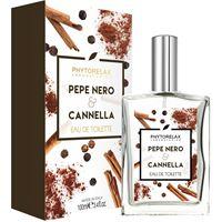 Phytorelax pepe nero & cannella eau de toilette