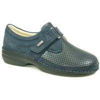 Susimoda scarpa Susimoda walksan blu con p'lantare estraibile