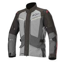 Alpinestars giacca moto touring Alpinestars mirage drystar nero grigio scuro grigio chiaro
