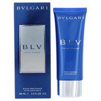 Bulgari blu pour homme emulsione post-rasatura 100ml