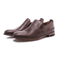 MANOVIA 52 scarpe uomo scarpe basse slip on marrone MANOVIA 52 0b059730890