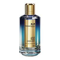 Mancera aoud lemon mint eau de parfum 120ml