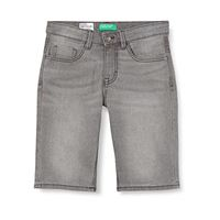 United Colors of Benetton bermuda, pantaloncini bambino, blu (clear blue denim 901), taglia unica