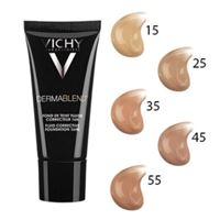 Vichy Make-up linea trucco dermablend fondotinta correttore fluido 30 ml 25