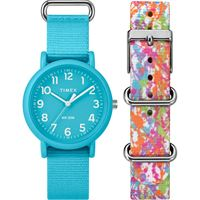 Timex orologio solo tempo bambino Timex weekender; Twg018300