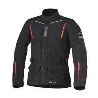 Alpinestars giacca guayana gore-tex nero rosso
